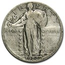 1926-S Standing Liberty Quarter Fine