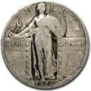1926-S Standing Liberty Quarter Good/VG