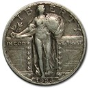 1926-S Standing Liberty Quarter VF