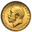 1926-SA South Africa Gold Sovereign George V BU (Large bust)