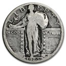 1926 Standing Liberty Quarter Good/VG