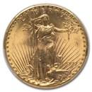 1927 $20 St. Gaudens Gold Double Eagle MS-66+ PCGS