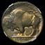 1927-D Buffalo Nickel MS-63 NGC