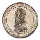 1927-F Germany Weimar Republic AR 3 Reichsmark PR-64 UCAM NGC