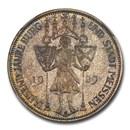 1927-F Germany Weimar Republic Silver 5 Reichsmark PR-64DCAM PCGS