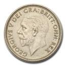 1927 Great Britain Silver Shilling George V PR-66 Matte NGC