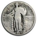 1927-S Standing Liberty Quarter Fine (Details)