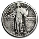 1927 Standing Liberty Quarter Fine