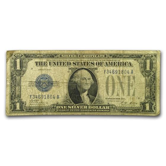 1928-A $1.00 Silver Certificate Good