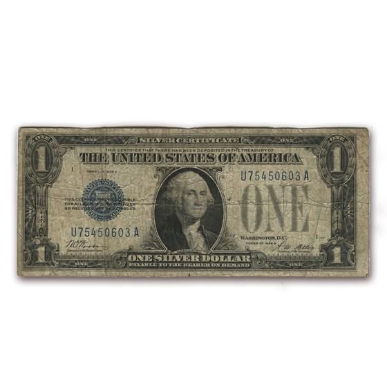 1928-A $1.00 Silver Certificate VG (Fr#1601)