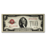 1928-A $2.00 U.S. Note Red Seal Choice AU