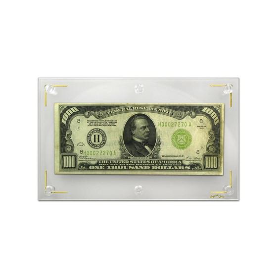 1928 (H-St. Louis) $1,000 FRN XF (LGS)