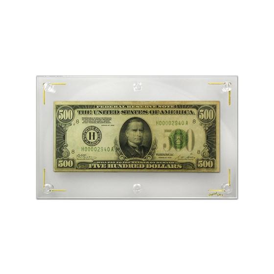 1928 (H-St. Louis) $500 FRN Net VF (Dark Seal)