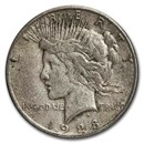1928-S Peace Dollar VG/VF