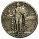 1928 Standing Liberty Quarter VF