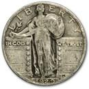 1929-D Standing Liberty Quarter Fine