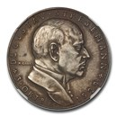 1929 Germany Silver Death of Foreign Minister MS-62 NGC