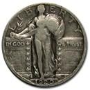 1929-S Standing Liberty Quarter Fine