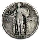 1929-S Standing Liberty Quarter Good/VG