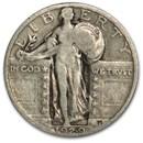 1929 Standing Liberty Quarter Fine