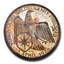 1931-A Germany Weimar Republic 3 Reichsmark PR-65 UCAM NGC