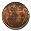 1931-S Lincoln Cent MS-65 PCGS (Red/Brown)