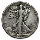 1933-S Walking Liberty Half Dollar VF
