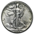 1933-S Walking Liberty Half Dollar XF