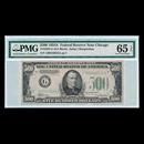 1934-A (G-Chicago) $500 FRN Gem CU-65 EPQ PMG