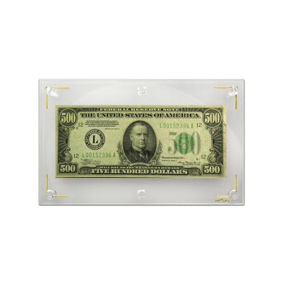 1934-A (L-San Francisco) $500 FRN VF