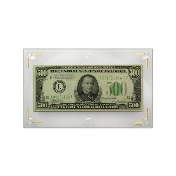 1934-A (L-San Francisco) $500 FRN XF