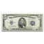 1934-D $5.00 Silver Certificate CCU (Narrow)
