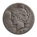 1934-D Peace Dollar Cull