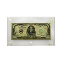 1934 (G-Chicago) $1,000 FRN Fine+