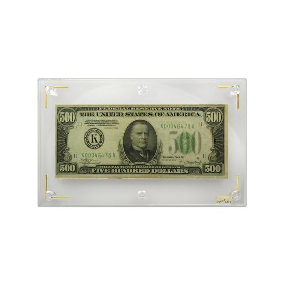 1934 (K-Dallas) $500 FRN XF