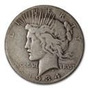 1934-S Peace Dollar Good