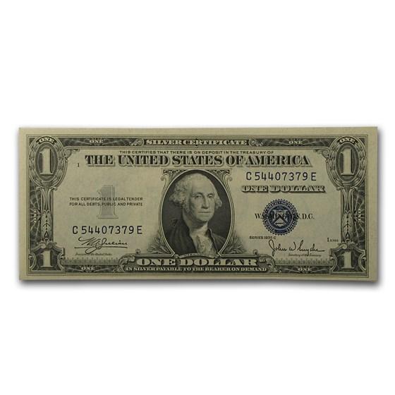 1935-C $1.00 Silver Certificate CU (Fr#1612)