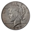 1935 Peace Dollar VG-VF