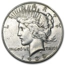 1935-S Peace Dollar XF