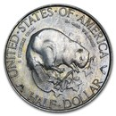 1936 Albany Half Dollar Commemorative BU