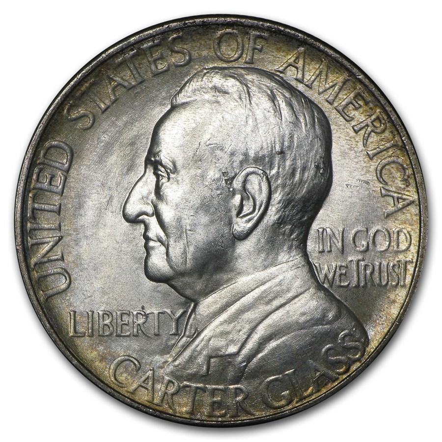 1936 Lynchburg Sesquicentennial Half Dollar BU
