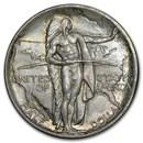 1936 Oregon Trail Memorial Half Dollar Commem Half BU