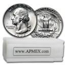 1936-P Washington Quarter 40-Coin Roll BU