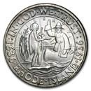 1936 Rhode Island Half Dollar BU