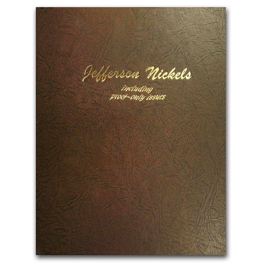 1938-2019 Jefferson Nickel Set (Dansco Album) BU/Proof -234 Coins