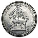 1938 New Rochelle Half Dollar Choice BU