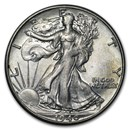 1940-S Walking Liberty Half Dollar AU