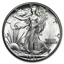 1941-D Walking Liberty Half Dollar BU