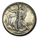 1941 Walking Liberty Half Dollar BU