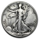 1941 Walking Liberty Half Dollar VG/VF